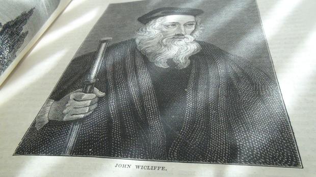 John Wycliffe © 2018 Simon Peter Sutherland