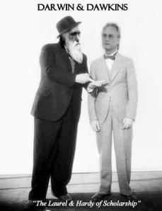 Laurel & Hardy of Scholarship