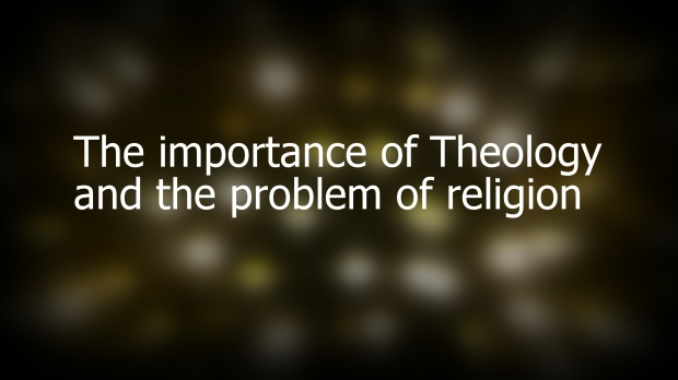 The problem of religion © 2018 Simon Peter Sutherland