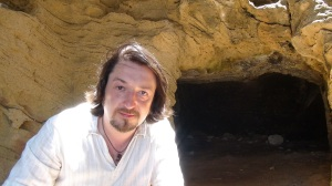 Simon Peter Sutherland @ The Tombs of the Kings, Paphos, Cyprus