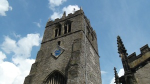 Church tower © 2013 Simon Peter Sutherland