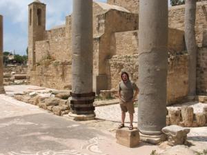 St Pauls Pillar, Paphos - Simon Peter Sutherland