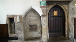 The Anchorites Cell, Skipton