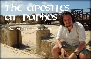 The Apostles at Paphos by Simon Peter Sutherland