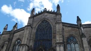 St Giles Cathedral, Edinburgh  © 2013 Simon Peter Sutherland