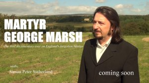 Documentary poster for Martyr George Marsh