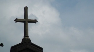 Church cross © 2013 Simon Peter Sutherland