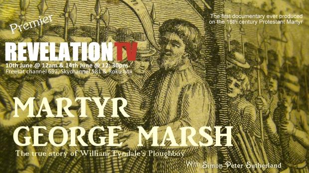 Martyr George Marsh poster-003