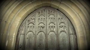 Church door © 2014 Simon Peter Sutherland