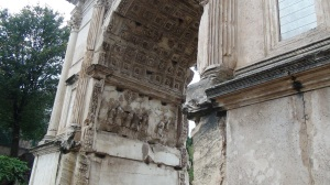 The Arch of Titus, Rome and the Jerusalem Temple © 2015 Simon Peter Sutherland