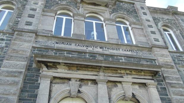 Calvinistic Methodist Church at Dolwyddelan © 2013 Simon Peter Sutherland