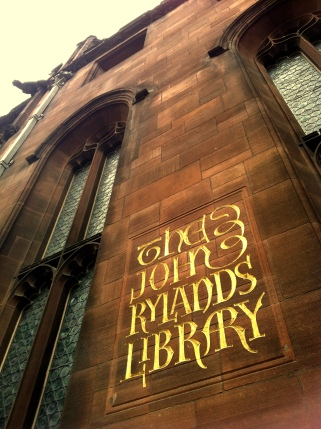 John Rylands Library © 2017 Simon Peter Sutherland