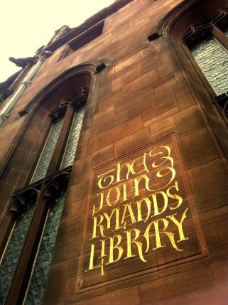 John Rylands Library © 2017 Simon Peter Sutherland