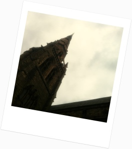 Church Steeple © 2019 Simon Peter Sutherland