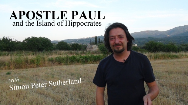 Apostle Paul and the island of Hippocrates © 2021 Simon Peter Sutherland